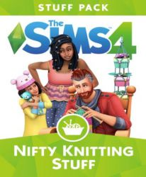 The Sims 4: Nifty Knitting Stuff