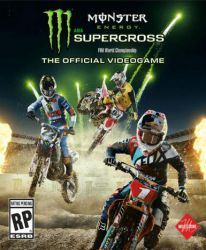 Monster Energy Supercross: The Official Videogame - Pre-order