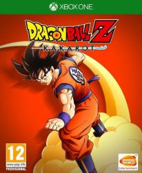 DRAGON BALL Z: KAKAROT Standard Edition - Xbox One (EU)