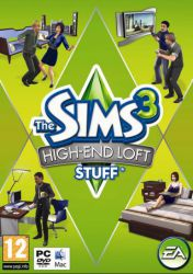 New release: The Sims 3: High and Loft Stuff, directe levering & laagste prijs garantie!