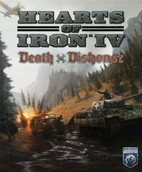 New release: Hearts of Iron IV: Death or Dishonor (DLC), directe levering & laagste prijs garantie!