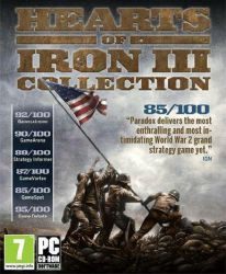 Hearts of Iron III (Complete Collection)