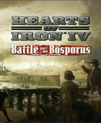 Hearts of Iron IV: Battle for the Bosporus (DLC)