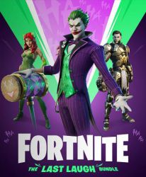 Fortnite - The Last Laugh (Bundle) (PS4)