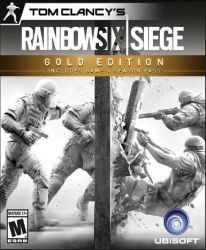 Tom Clancy's Rainbow Six: Siege (Gold Edition Year 3)