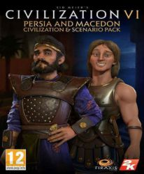 Civilization 6 - Persia and Macedon Civilization & Scenario Pack (DLC)