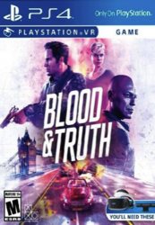 Blood & Truth PSVR (PS4)