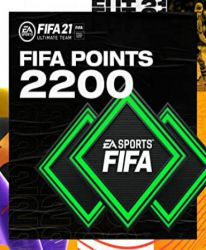 FIFA 21 - 2200 FUT Points