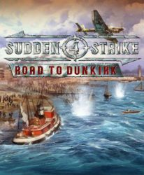 Sudden Strike 4 - Road to Dunkirk (DLC)