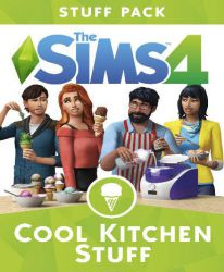 New release: The Sims 4 : Cool Kitchen Stuff, directe levering & laagste prijs garantie!
