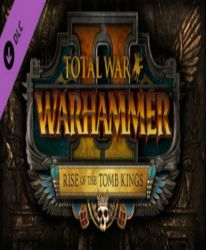 Total War: Warhammer II – Rise of the Tomb Kings (DLC) - Pre-order