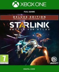 Starlink: Battle for Atlas Deluxe Edition (Xbox one)