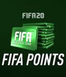 FIFA 20 - 500 FUT Points UK (PSN)