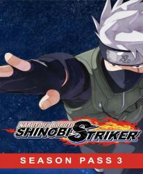 Naruto to Boruto: Shinobi Striker - Season Pass 3 (DLC)