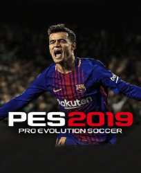 Pro Evolution Soccer 2019 PES 2019 Standard Edition