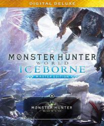 Monster Hunter World: Iceborne (Master Edition Deluxe)