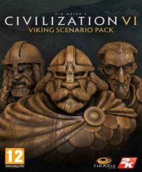 Civilization 6 - Vikings Scenario Pack (DLC)