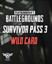 Playerunknown's Battlegrounds: Survivor Pass 3 (Wild Card)