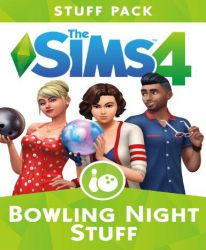 New release: The Sims 4: Bowling Night Stuff, directe levering & laagste prijs garantie!