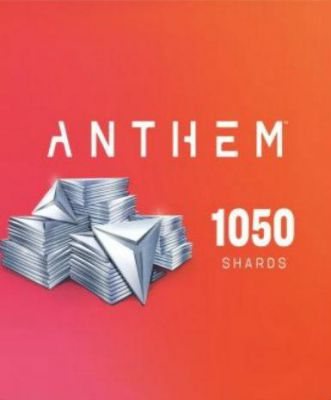 Anthem 1050 Shards Pack PS4 (SPAIN ONLY)