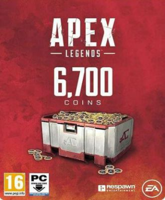 Apex Legends 6700 Apex Coins (UK PSN)