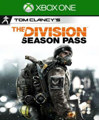 Tom Clancy's The Division - Season Pass (Xbox One)