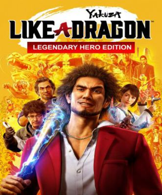 Yakuza: Like a Dragon (Legendary Hero Edition) (EU)