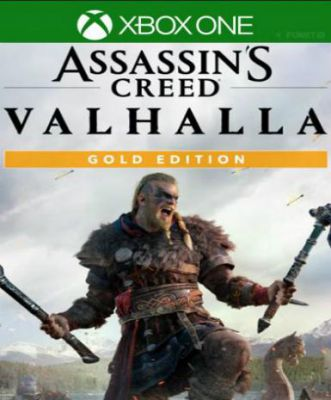 Assassin's Creed: Valhalla (Gold Edition) (Xbox One)