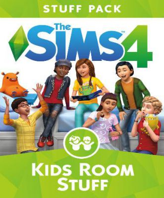 The Sims 4: Kids Room Stuff