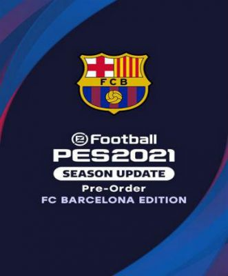 eFootball PES 2021 Season Update: FC Barcelona Edition