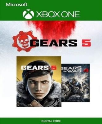 Gears 5 Ultimate Edition + Gears of War 4 Bundle (Xbox Live)