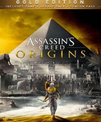Assassin's Creed: Origins (Gold Edition)