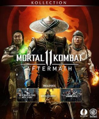 Mortal Kombat 11: Aftermath Kollection