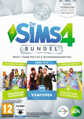 The Sims 4 - Bundle Pack 4