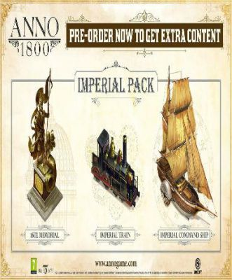 Anno 1800 - The Imperial Pack (DLC)