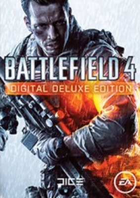 Battlefield 4 (Digital Deluxe Edition)