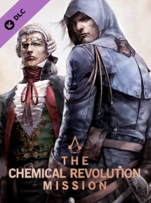 Assassins Creed Unity Chemical Revolution DLC