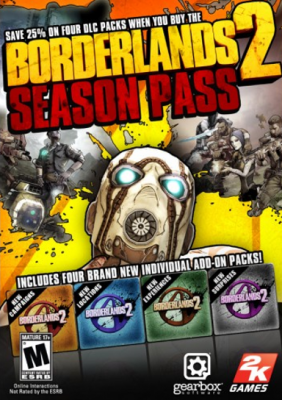 Borderlands 2 - Season Pass (DLC)