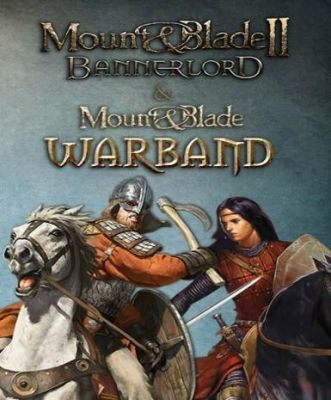 Mount & Blade II: Bannerlord + Mount & Blade: Warband Bundle (The Warlord Package)
