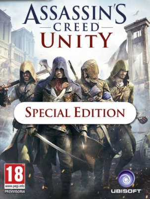 Assassins Creed: Unity (Special Edition)