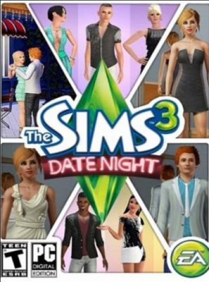 The Sims 3: Date Night (DLC)